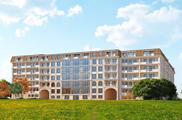 Жилой комплекс ЖК Клаб марин, фото номер 2